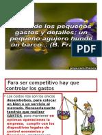 Tema 13 Los Gastos