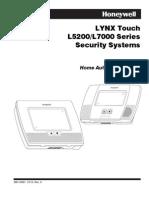L5200 L7000 Home Automation Guide