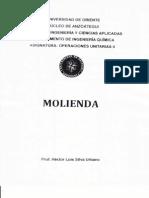 Guía de Molienda OPUS II