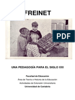 Freinet - Una Pedagogia Para El Siglo Xx