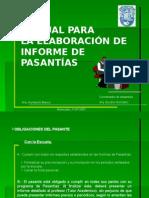 Manual Para La Elab. de Inf. de Pasantias