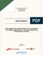Reglamento de Ordenacion de Los Terrenos y La Forma Urbana de La Antigua Base Naval de Roosevelt Roads (ROTFU)
