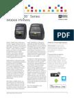 Zebra ZQ500 Series Data Sheet