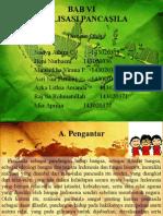 Realisasi Pancasila