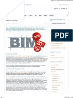 Qui Profite Du BIM_ - Polantis Info