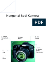 Mengenal Bodi Kamera