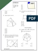 problemas geometria plana