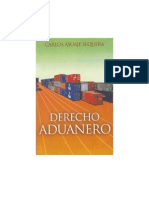 Derecho Aduanero Carlos Asuaje Sequera