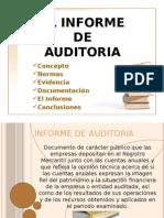 El Informe de Auditoria (Informática)