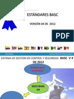 Presentacion Estandares BASC v4-2012