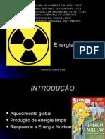 Sem in Rio Energia Nuclear