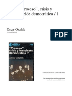 O'Donell_democracia en Argentina