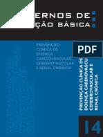 Caderno de DCV, AVC e Renal Cronica