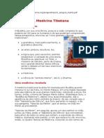 A Medicina Tibetana