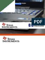 SISTEM PENGENDALIAN MANAJEMEN - Texas Instrument & Hewlett Packard