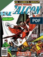 Marvel Premiere 49 the Falcon