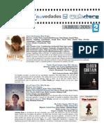 Catálogo de Cine Abril 2015-2