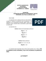 Asignación (Sistema de Coordenadas y Recta) 2015-1 (1)