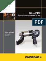 Chave Pneumáticas Torque - Serie PTW