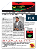 Brownsville Matters Newspaper Vol 2 Issue 1