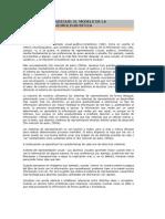 Estilos de Aprendizaje el Modelo de Pnl