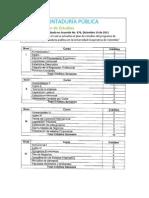 Plan Estudios Contaduria Publica