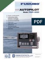 Autopilot FAP-300