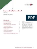 Unit Guide Fpmt004 2015 Ibt1