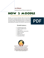 Faculty Moodle Manual