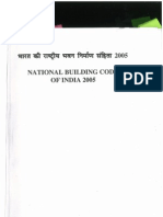 National Building Code of India 2005