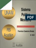 011 - Sistema Social y Sistema Político