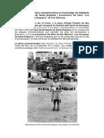 Nota i Dossier Placa Barraques de Santa Engràcia