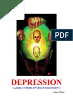 Dépression Causes Conséquences et Traitement