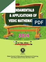 Fundamentals and Application of Vedic Mathematics (SCERT, 2014)