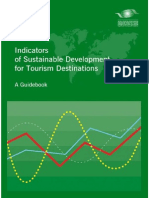 Indicators of Sustainable Development for Tourism Destinations a Guide Book by UNWTO