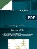 Learn C++ Programming Language