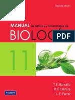 Manual de Talleres y Laboratorios de Biologia 11 Medilibros.com
