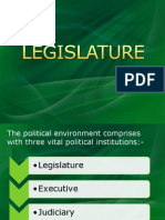 Political Institutions Green