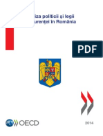 Romania Competition Law Policy 2014 RO