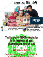 20110924-Lohkseumawe-The Rational of Nsaid Combination in the Treatment FINAL