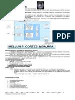 MELJUN CORTES Instructional DATABASE System