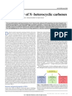 An overview of N-heterocyclic carbenes