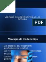 Ventajas e Inconvenientes de Los Biochips