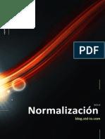 Bases de Datos - Normalización