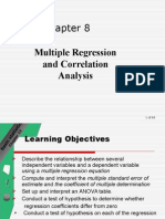 Ch.8 Multiple Regression and Correlation.ppt