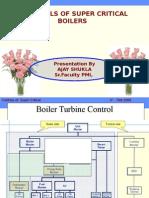 B-Asic of Super Critical Boiler(660mw)