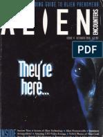 Alien Encounters Issue 4