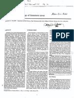 Origin and Morphology of Limestone Caves (Arthur Palmer) GSA v103 Jan 91