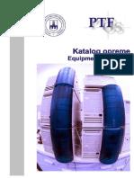 Equipment Catalogue Ptf