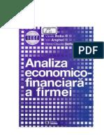 Analiza financiara aprofundata